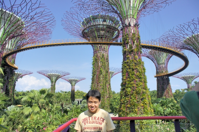 Garden By The Bay Mrt gardensthe bay (singapore attraction in a day ) – eatyourtofu